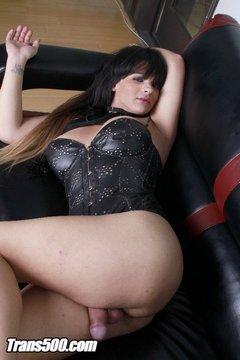 Shemale Pornstar Britney Markham On Trans 500